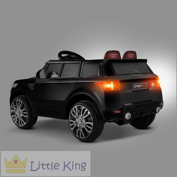 Kids Ride on Car RR2 - Black