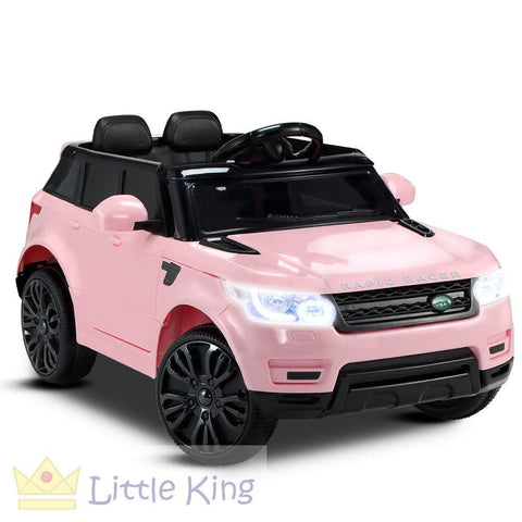 Kids Ride on Car RR2 - Pink