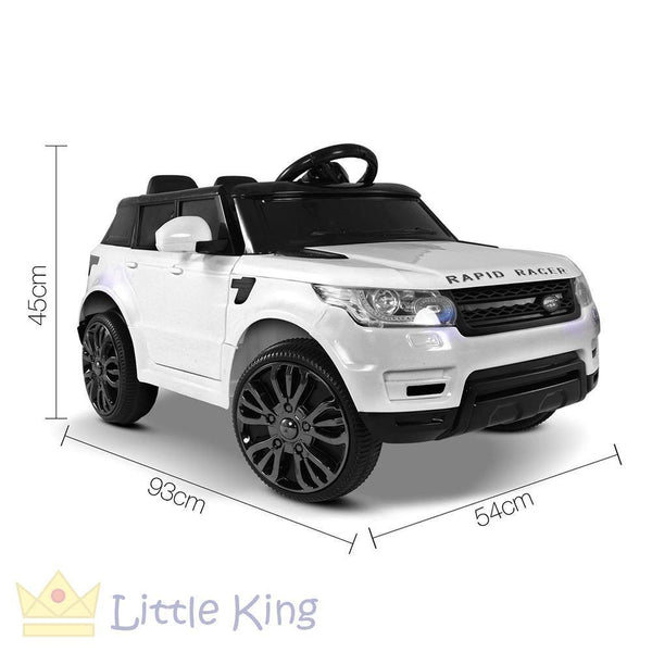 Kids Ride on Car RR2 - White