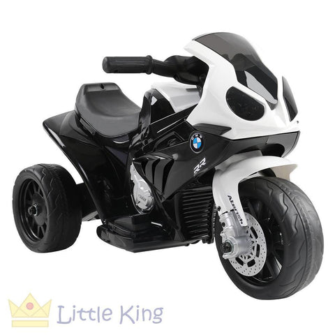BMW Motorbike Electric Toy - Black