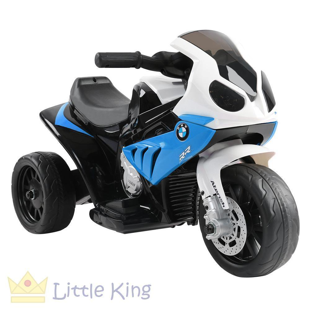 BMW Motorbike Electric Toy - Blue