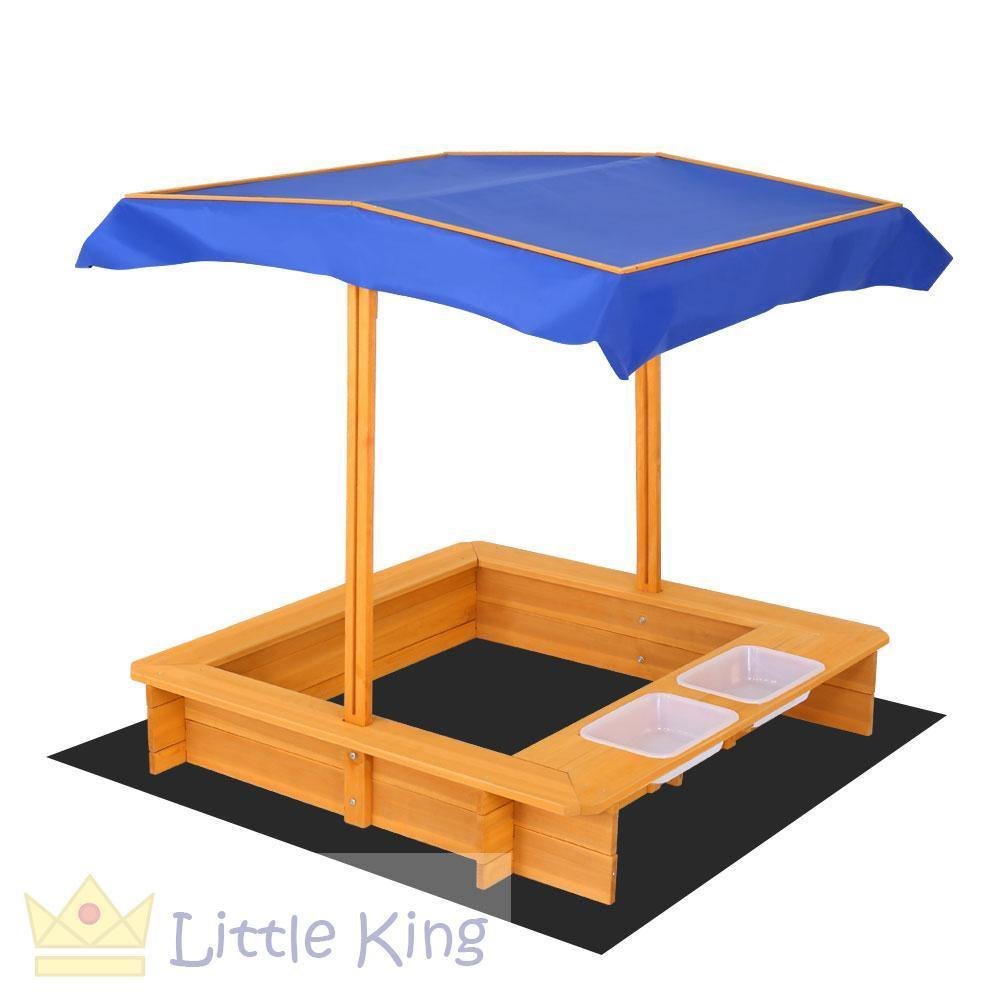 Outdoor Canopy Sand Pit
