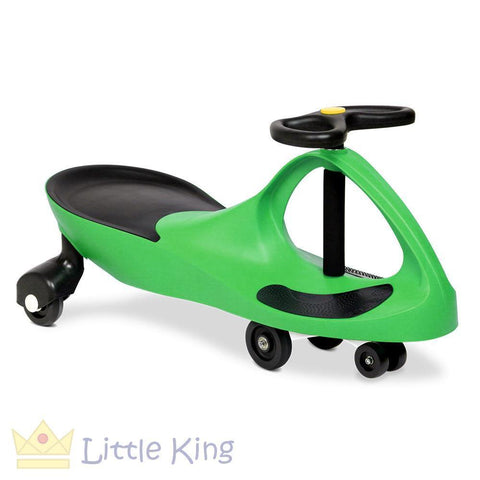 Pedal Free Swing Car - Green