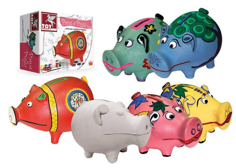 Paint A Piggy Bank