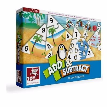 Add & Subtract by Toy Kraft