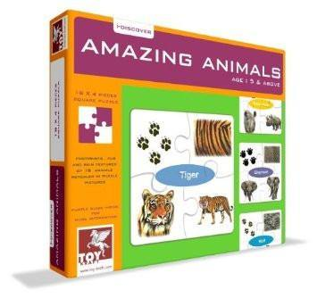 Amazing Animals by Toy Kraft