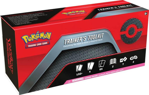 Pokemon TCG Trainer's Toolkit (Pre-Order)