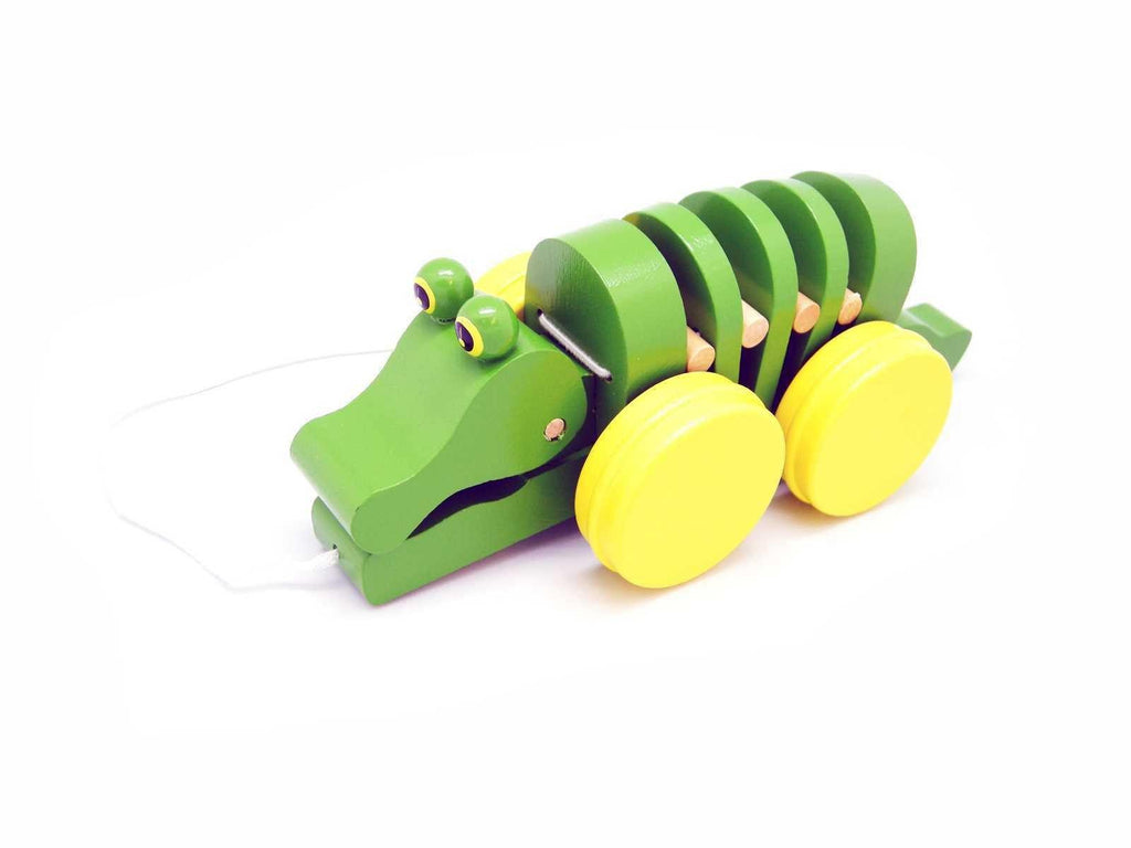 Pull A Long Crocodile by Kaper Kidz