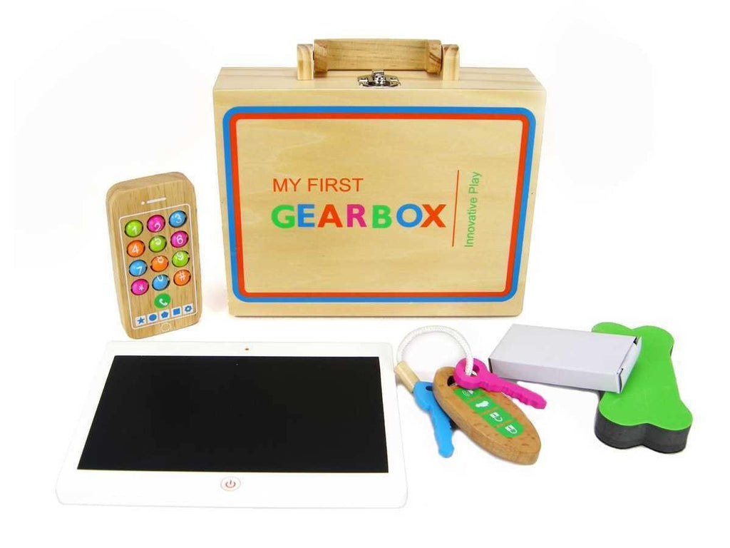 My First Gear Box by Kaper Kidz