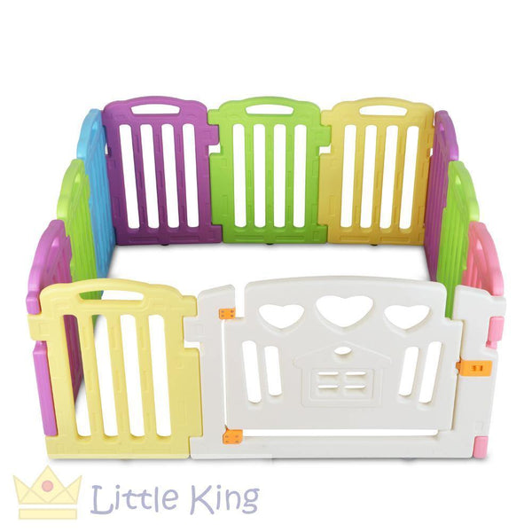 Cuddly Baby Playpen - 11 Panels