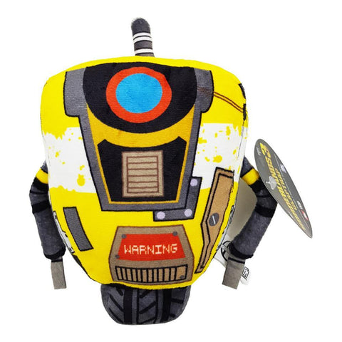 Borderlands 3 Claptrap 7 Inch Plush Series 1