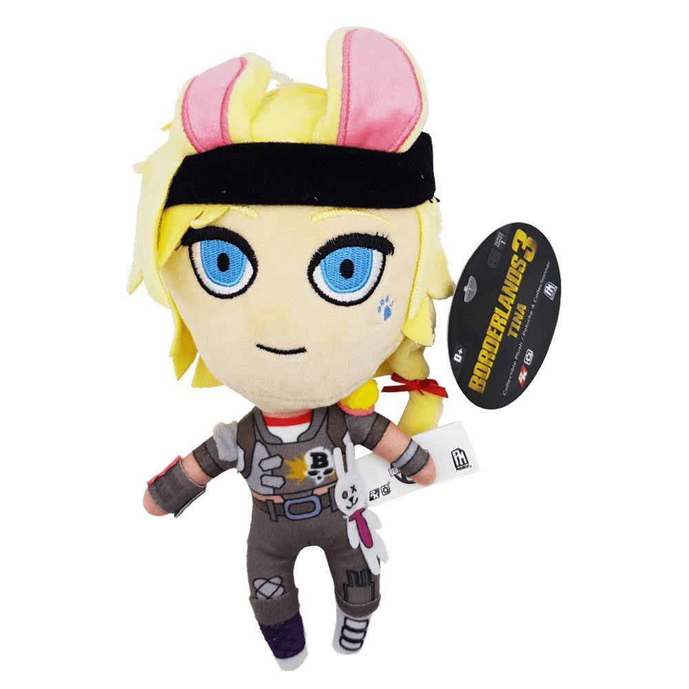 Borderlands 3 Tiny Tina 7 Inch Plush Series 1