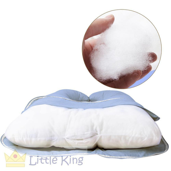 Maternity Body Support Pillow - Blue