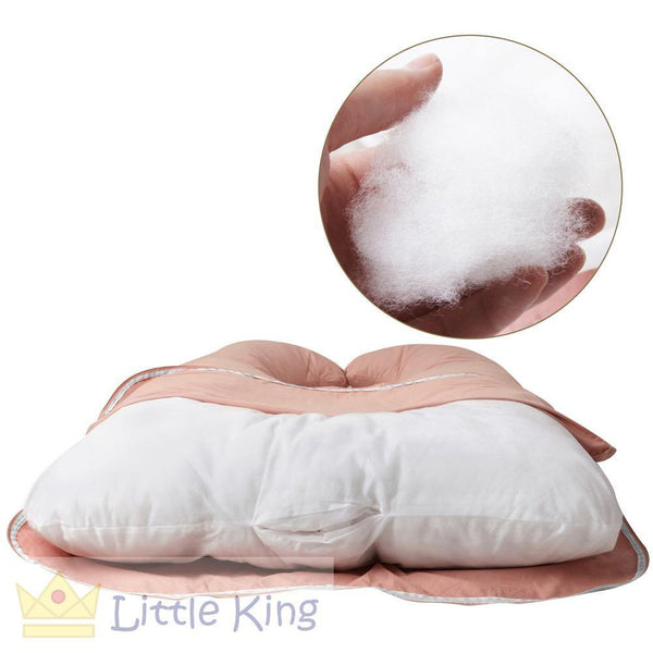 Maternity Body Support Pillow - Pink