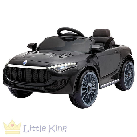 Rigo Maserati Kids Ride On Car -Black