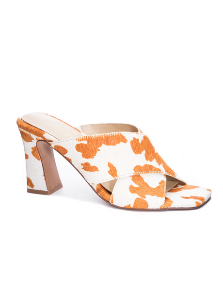 Saldana By 42 Gold Cow Print