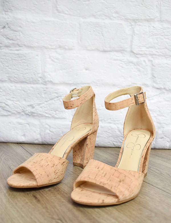 18c16c916db0 Jessica Simpson Sherron Cork – An Unlikely Pear