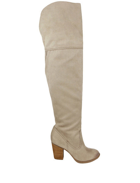 Andra Over the Knee Boot
