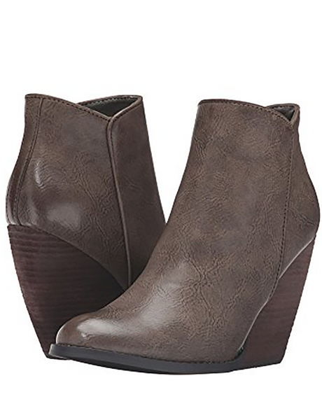 Gwen Wedge Bootie