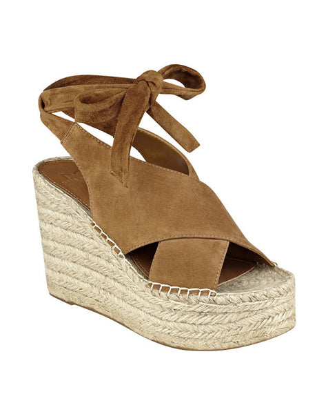 Andira Wedge Ankle Tie
