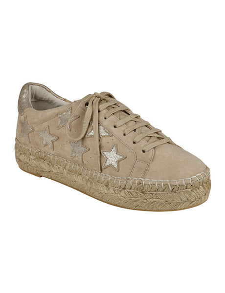 Marcia Espadrille Sneaker - Natural