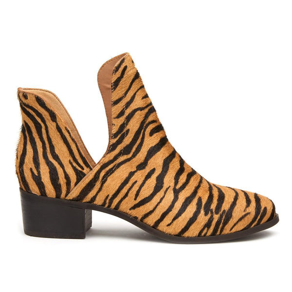 Matisee Pronto Tiger bootie