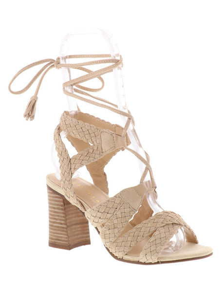 Kaia Ghillie Lace-up Heel
