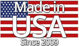 Made in the USA since 2009