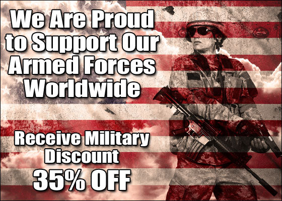 BeautyFit® Military Discount