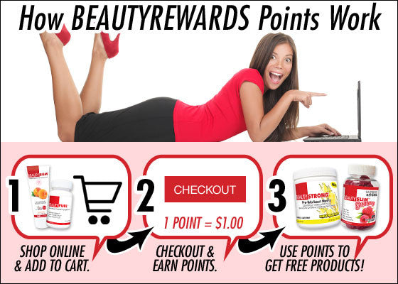 How BeautyRewards Points Work