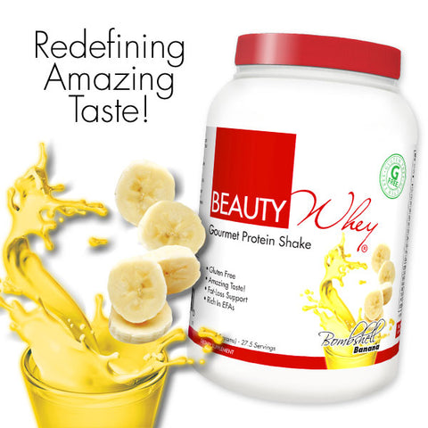 BeautyWhey Bombshell Banana