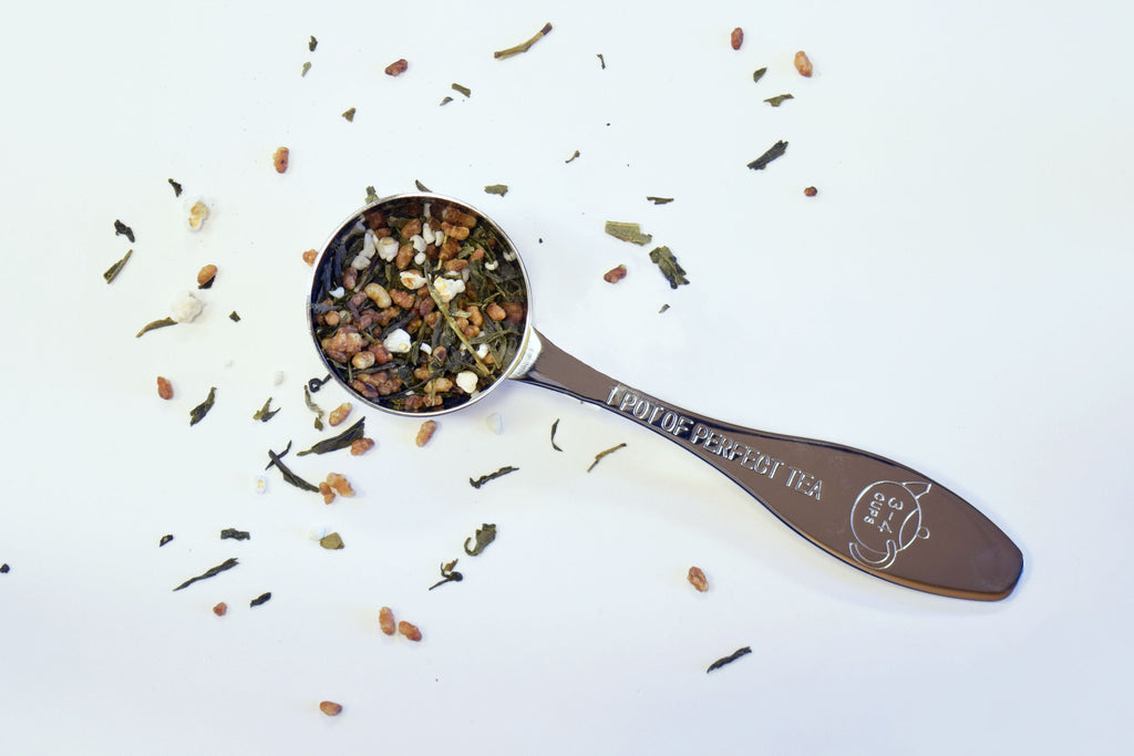 1 Pot of Perfect Tea Spoon - Black Iron Tea Traders