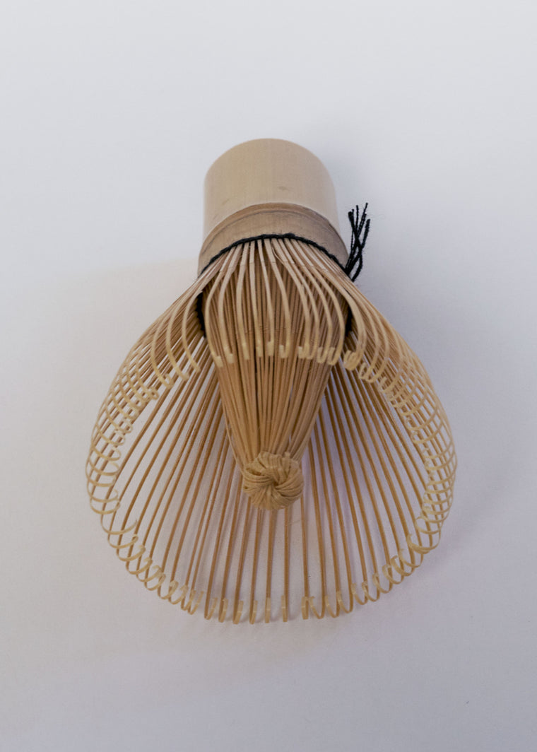 Matcha Tea Whisk - Black Iron Tea Traders