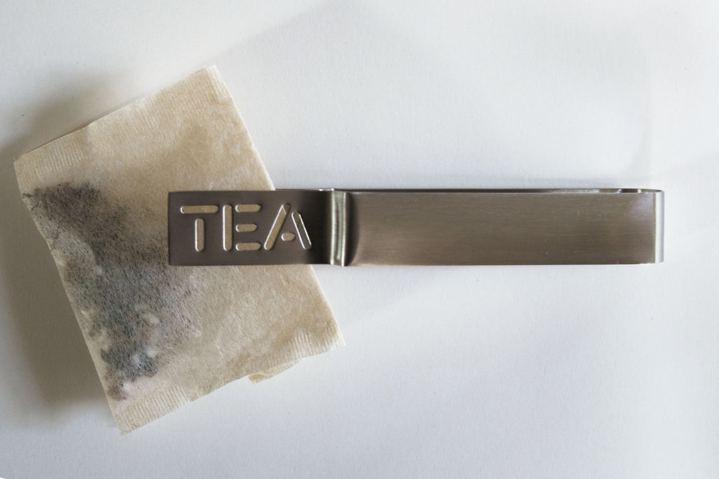 Tea Bag Squeezer - Black Iron Tea Traders