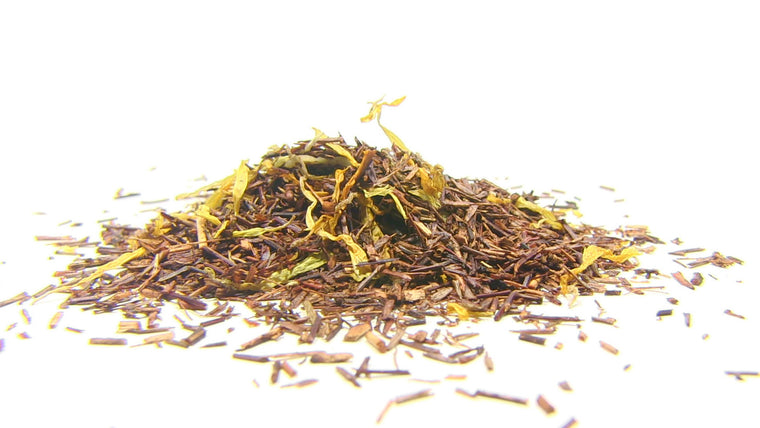 Rooibos Tea - Bourbon Street Vanilla - Black Iron Tea Traders