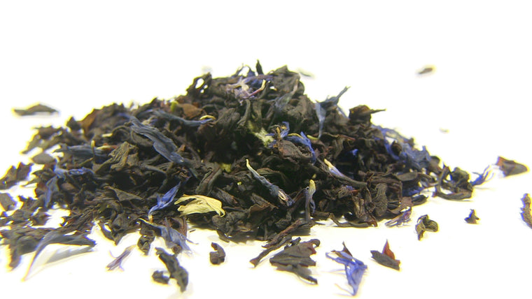 Black Tea - Earl Grey - Black Iron Tea Traders