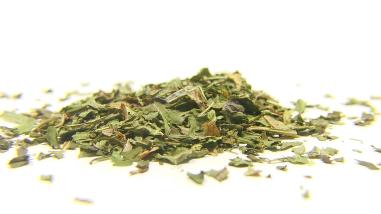 Herbal Tea - Peppermint Willamette - Black Iron Tea Traders