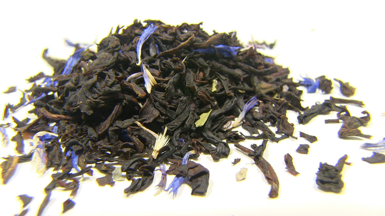 Black Tea - Blueberry - Black Iron Tea Traders