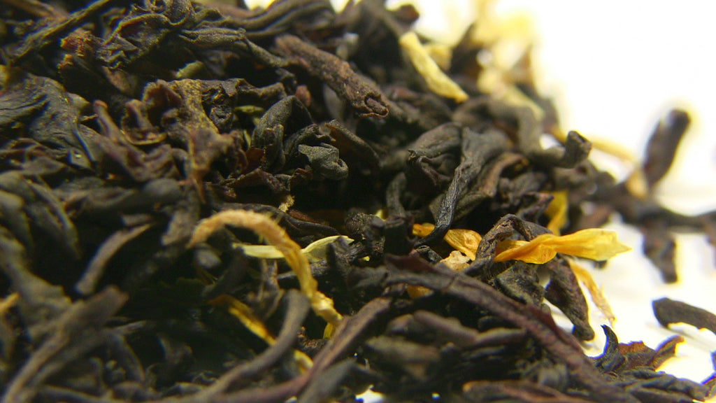 Black Tea - Mango Mist - Black Iron Tea Traders