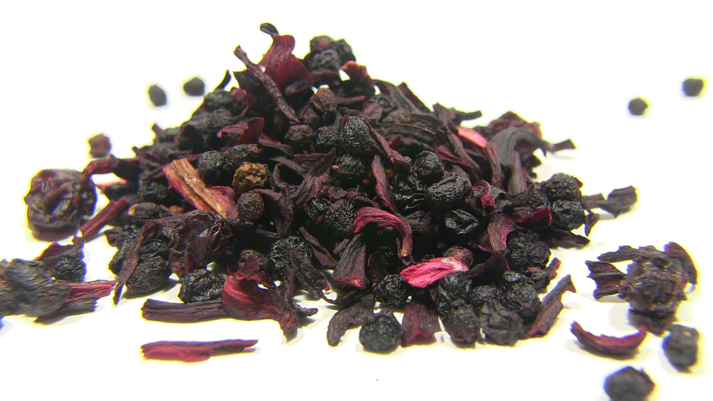 Herbal Tea - Berry Berry - Black Iron Tea Traders