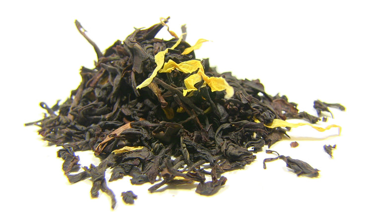 Black Tea - Monk's Blend - Black Iron Tea Traders