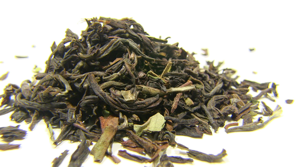 Black Tea - Margaret's Hope Darjeeling - Black Iron Tea Traders