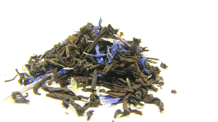 Black Tea - Cream Earl Grey - Black Iron Tea Traders