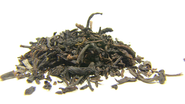Black Tea - English Breakfast Decaf - Black Iron Tea Traders