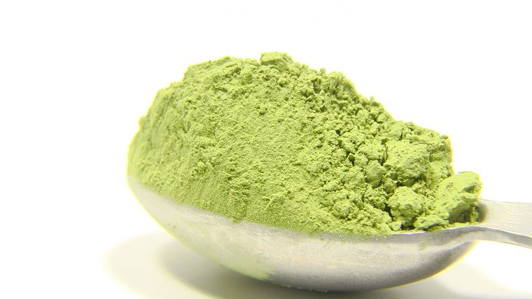 Green Tea - Izu Green Matcha - Black Iron Tea Traders