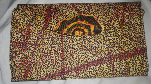The Awali - African Print Wallet