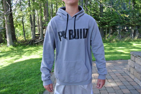 Unisex Built Grey Sweatshirt