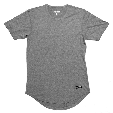 Lifestyle Drop Tee (Grey)
