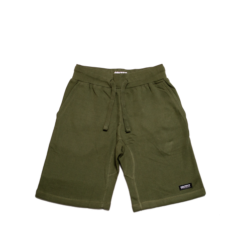 The Versa-Fit Shorts (Military Green)