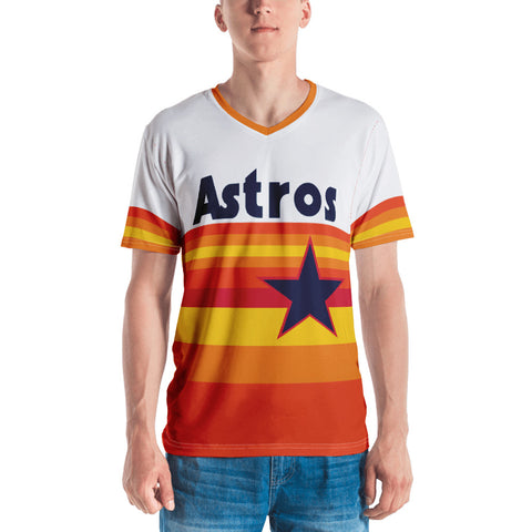 Astros Retro (Custom Name) - Men's